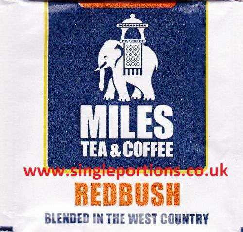 REDBUSH (ROOIBOS) tea bags - foil sealed - full strength - FRESH cup every time